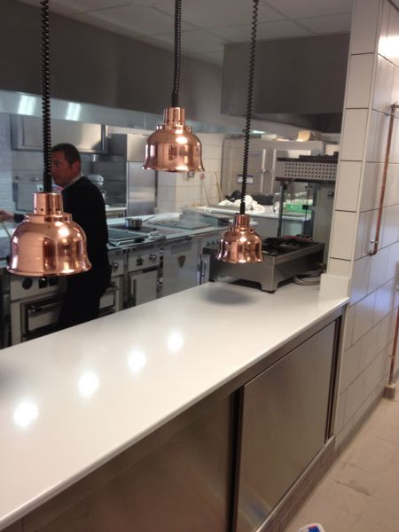 El ments en pierre de lave pour professionnels toulon for Amenagement cuisine professionnelle